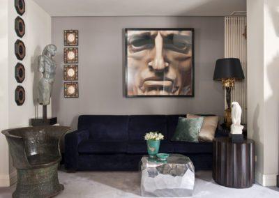 salón, escultura egipcio, fotografía