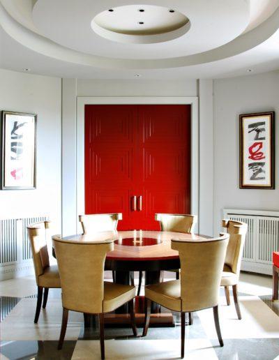 sala juntas, comedor, arquitectura interior, interiorismo