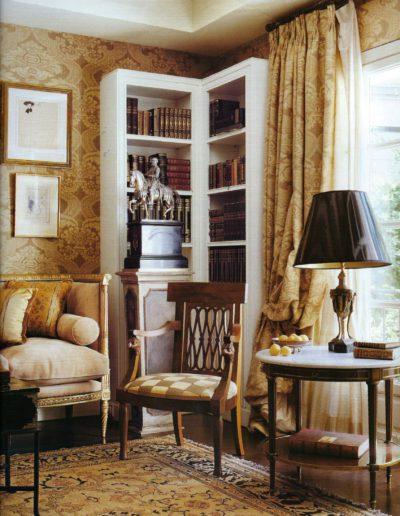 librería, lujo, atemporal, sofisticación, clásico