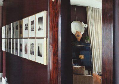 pasillo, espejo imperio, fotografía