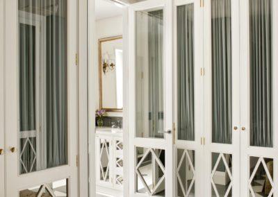 armario vestidor, decoración, lujo, contemporáneo