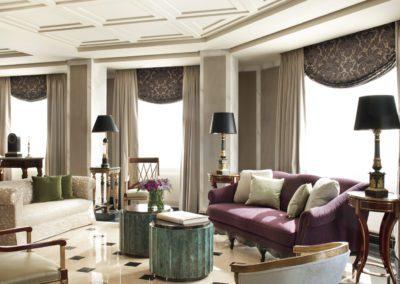 salón, silla gustaviana, mueble ruso
