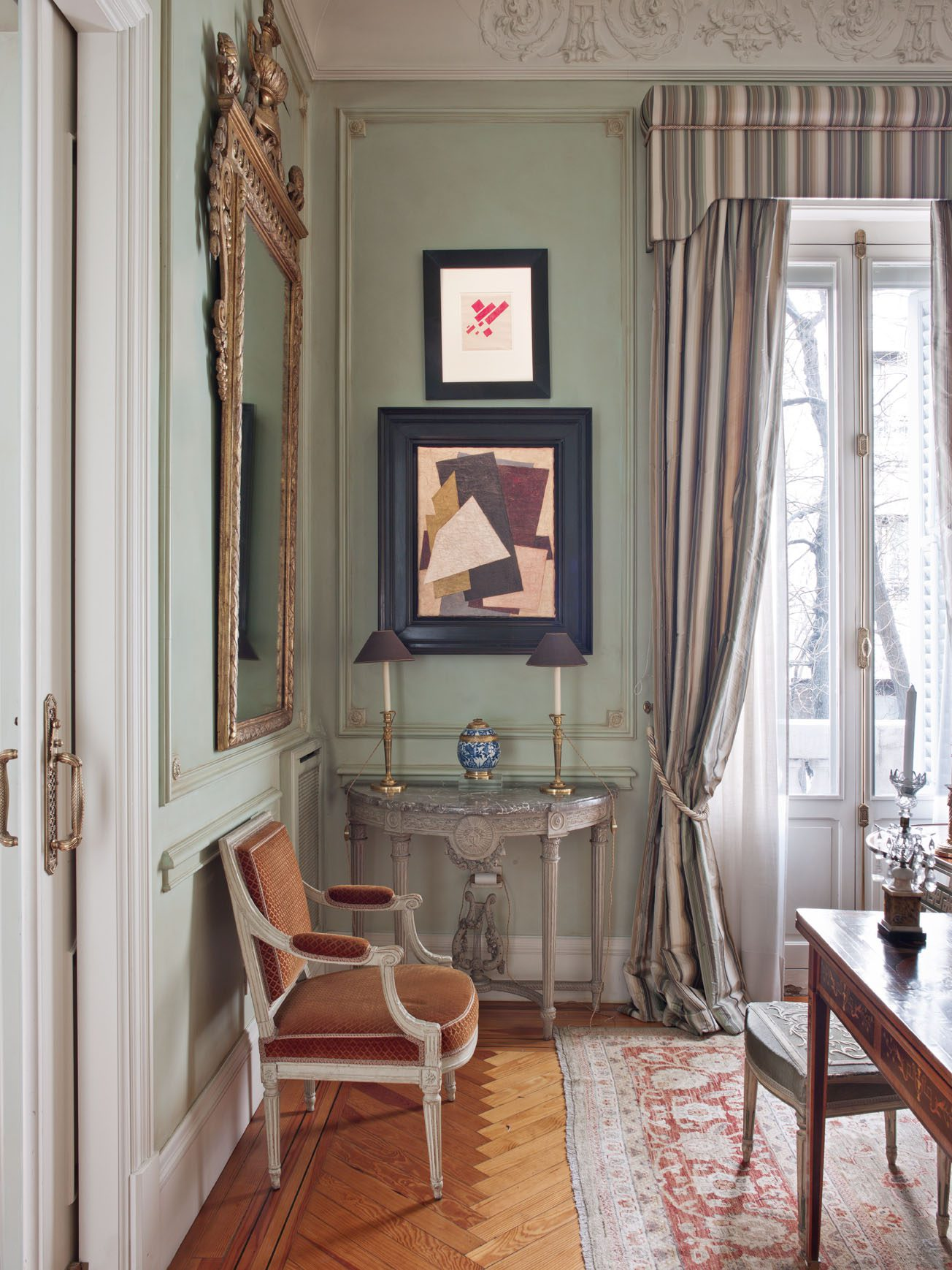 Dise O De Interiores Ram N Garc A Jurado  # Muebles Epoca Salamanca