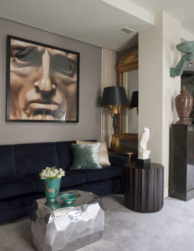 salón, sofá, fotografía Massimo Listri
