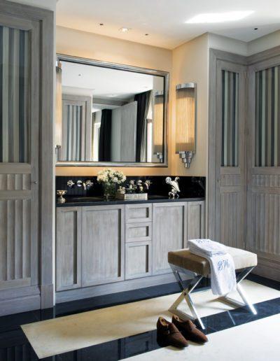 baño, arquitectura interior, vestidor, apliques