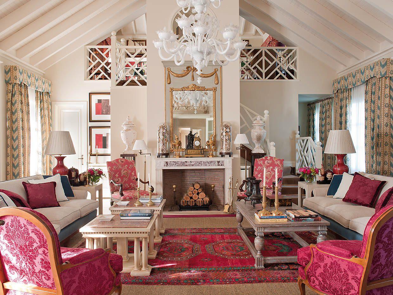 Casa de campo decoracion interior amazing decoracin de - De casa decoracion ...