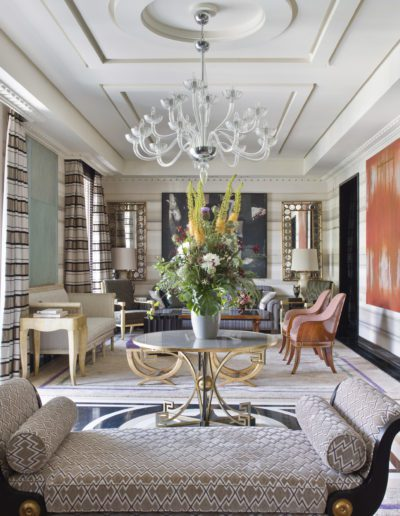 salón, living room, sophisticated, interior design, decoración, chaiselounge