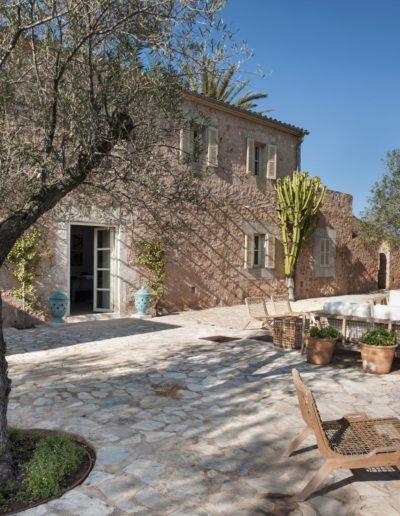1 Casa campo, summer house, verano, Mallorca, exterior, rural