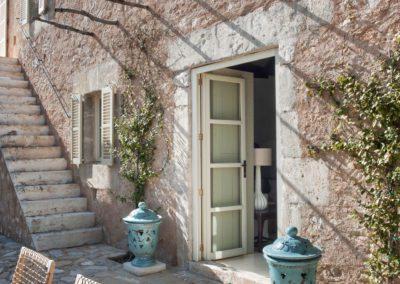 2 Casa campo, summer house, verano, Mallorca, exterior