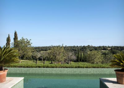24 Piscina, swimming pool, country, campo, Mallorca, verano