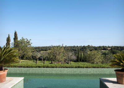 24 Piscina, swimming pool, country, campo, Mallorca, verano