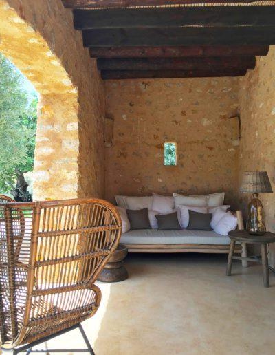 3 Porche, porch, verano, Mallorca, sombra, shade, exterior