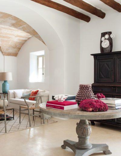 7 Casa campo, verano, mallorca, sofisticado, velador, armario, antique
