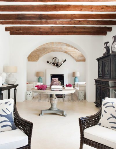 8 Salo_n, living room, armchairs , summer house, contemporary