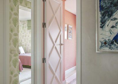 23 pasillo corridor bed room dormitorios color colour